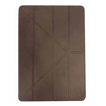 "【iPad 9.7""】OVERDIGI 多角度保護殼 - 棕色"