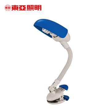 東亞13W聰明夾燈-藍色