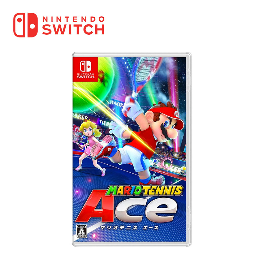 Nintendo Switch  瑪利歐網球 王牌高手  Mario Tennis Aces