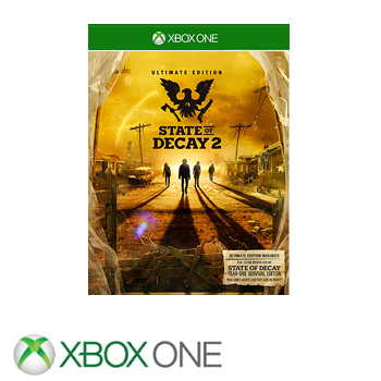 XBOX ONE 腐朽之都2 State of Decay 2 - 終極版 KZN-00026