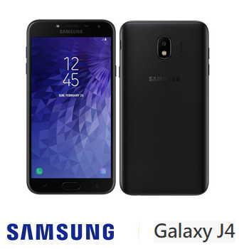 【2G / 16G】SAMSUNG Galaxy J4 5.5吋四核心智慧型手機 - 黑色