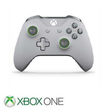 【特別版】XBOX ONE 灰綠色無線控制器