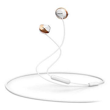 PHILIPS SHE4205入耳式耳機-白