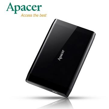 【2TB】宇瞻 Apacer 2.5吋行動硬碟(AC235)