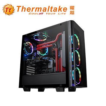 【福利品】曜越 View21 冷刀 電競水冷電腦