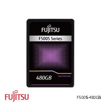【480G】Fujitsu 2.5吋SSD固態硬碟(F500S系列)