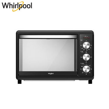 Whirlpool惠而浦 18L不鏽鋼機械式烤箱