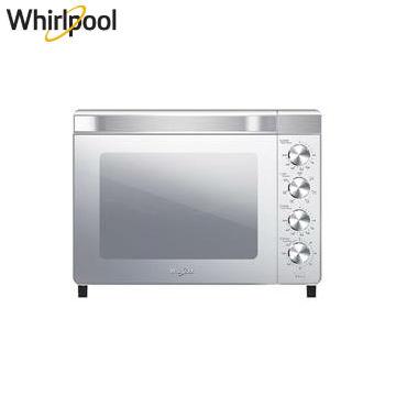 Whirlpool惠而浦 32L不鏽鋼機械式烤箱