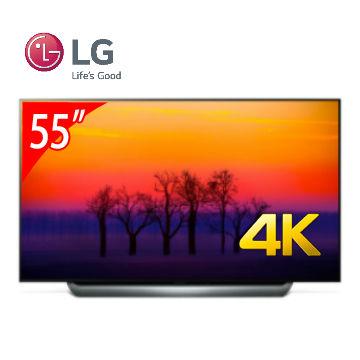【福利品】展-LG 55型OLED 4K 智慧連網電視