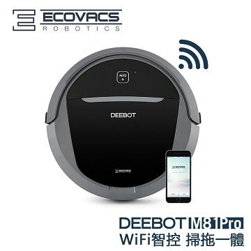 展-Ecovacs-DEEBOT 智慧清潔機器人