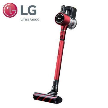 LG A9+ 快清式手持無線吸塵器(紅色雙電池)