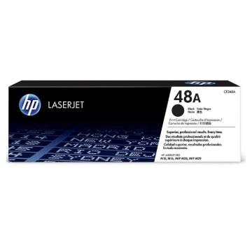 HP 48A 黑色原廠碳粉匣(CF248A)