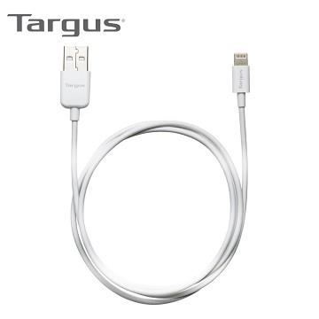 Targus Lightning充電傳輸線1M - 白色