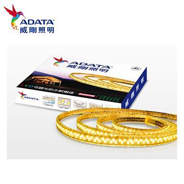 ADATA 威剛 LED可調光防水戶外軟條燈-5M AL-SLFB-40W30