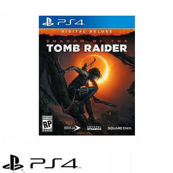 PS4 古墓奇兵 暗影 Shadow of the Tomb Raider - 亞洲中文版 BLAS-XXXX