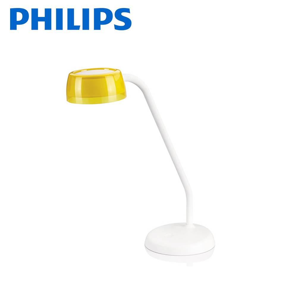 飛利浦JELLY酷琥LED檯燈-天空黃