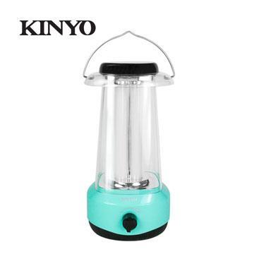 KINYO 調光式太陽能多合一露營燈 CP-07