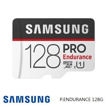 「公司貨」【U1 / 128G】SAMSUNG PRO Endurance MicroSD記憶卡
