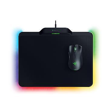 Razer Mamba+Firefly HyperFlux滑鼠+鼠墊組