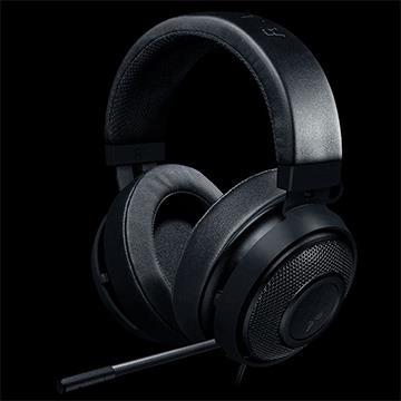 【福利品】Razer Kraken Pro V2 Oval耳機-黑