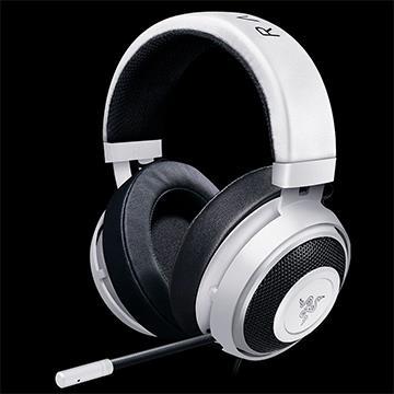 【福利品】Razer Kraken Pro V2 Oval耳機-白