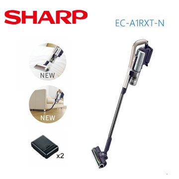 夏普SHARP RACTIVE Air無線快充吸塵器(全配)