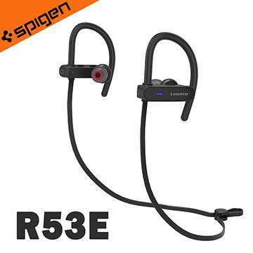 韓國Spigen R53E IPX7防水藍牙降噪耳機-黑