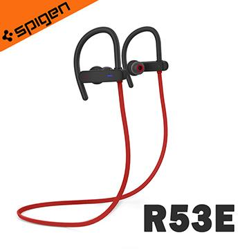 韓國Spigen R53E IPX7防水藍牙降噪耳機-紅 R53E-RD