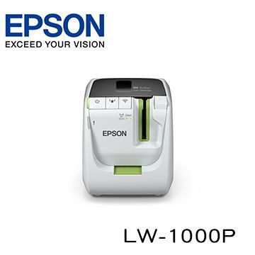 EPSON LW-1000P 標籤機