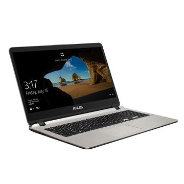 【福利品】ASUS X507UB-灰色 15.6吋筆電(i5-8250U/MX110/4G/128G+1TB)