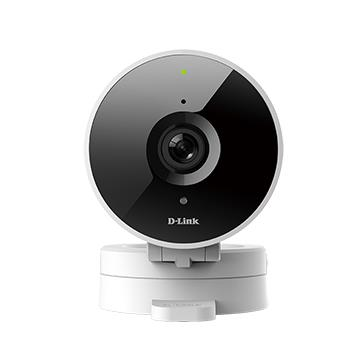 D-Link DCS-8010LH HD廣角無線網路攝影機