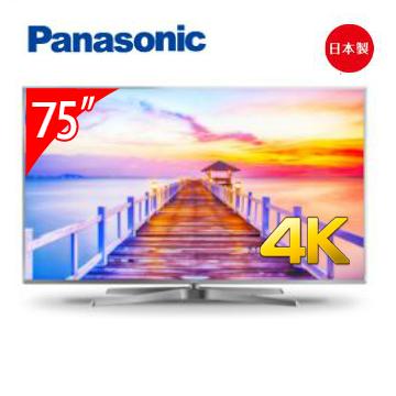 Panasonic 日本製75型六原色4K智慧電視