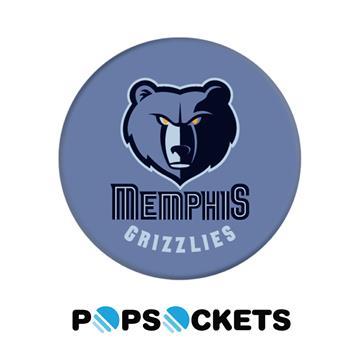 PopSockets泡泡騷手機支架 - NBA曼菲斯灰熊 101783