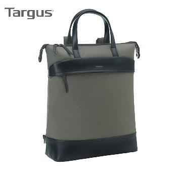 Targus Newport 15吋雙用手提後背包-橄欖綠