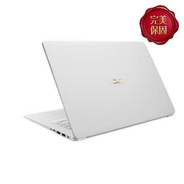 ASUS X510UF-天使白 15.6吋筆電(i5-8250U/MX130/4G/256G SSD) X510UF-0153G8250U