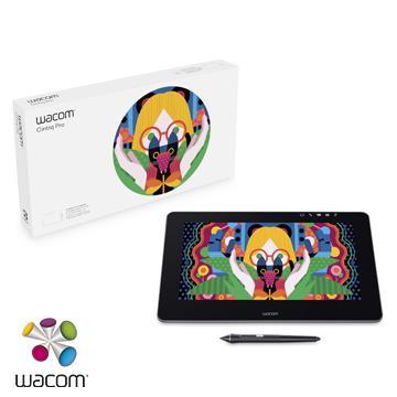 Wacom Cintiq Pro 13HD觸控繪圖螢幕