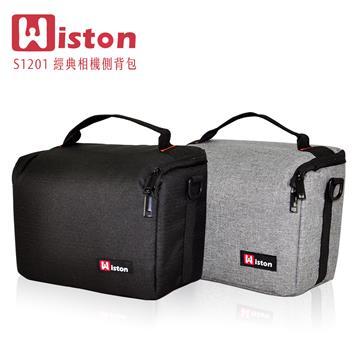 WISTON 威士頓 經典相機側背包 S1201 灰