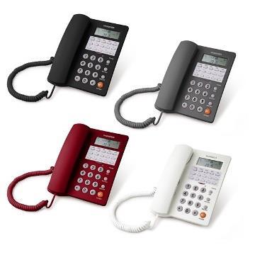 WONDER 記憶來電顯示有線電話