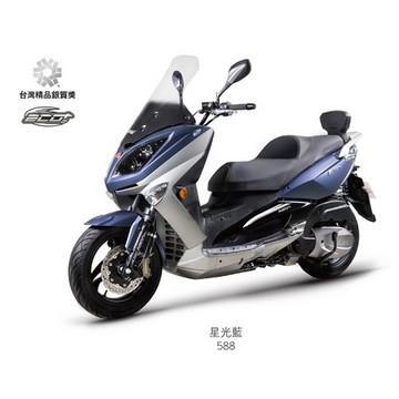 AEON 宏佳騰 噴射ELITE 300R 機車 雙碟煞版
