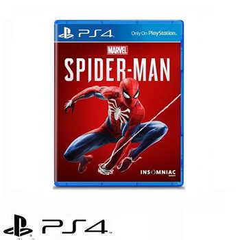 PS4 漫威蜘蛛人 (中英文合版)