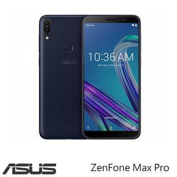 【6G / 64G】ASUS ZenFone Max Pro 6吋大電量智慧型手機 - 宇宙黑
