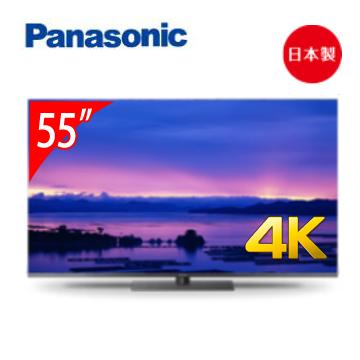 展-Panasonic 日本製55型六原色4K智慧電視