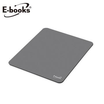 E-books MP2 無印風極簡滑鼠墊 灰