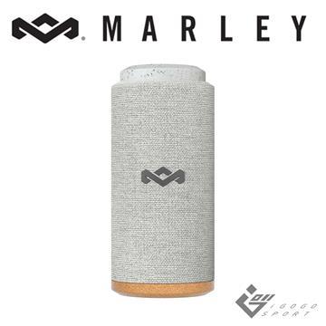 Marley No Bounds Sport 無線防水藍牙喇叭-灰白
