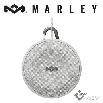 Marley No Bounds 無線防水藍牙喇叭-灰白