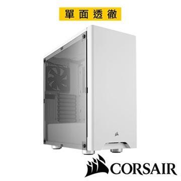CORSAIR 275R 電腦機殼-白