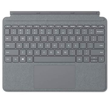 【福利品】微軟Surface GO 實體鍵盤保護蓋(白金)