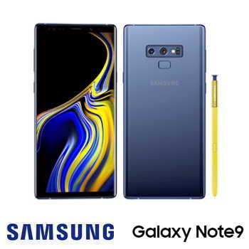 【8G / 512G】 SAMSUNG Galaxy Note9 6.4吋旗艦智慧型手機 - 湛海藍