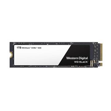 WD SSD Black系列-1TB固態硬碟(NVMe) WDS100T2X0C
