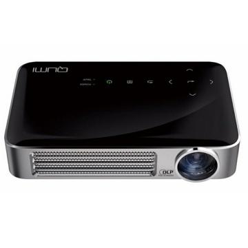 Vivitek QUMI Q6微型投影機-黑